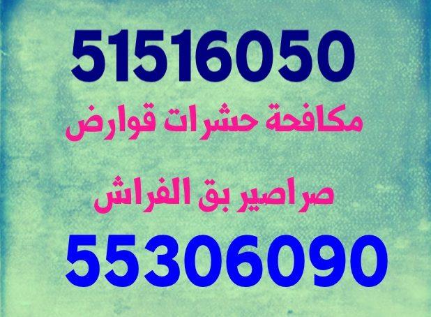 مكافحة حشرات العارضية 55306090
