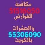 شركة مكافحة حشرات الخالدية 55306090 بالكويت