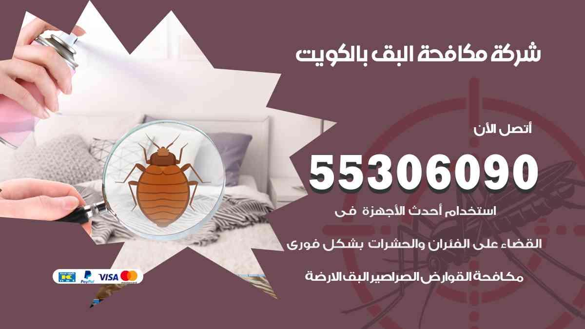 شركة مكافحة البق بالكويت
