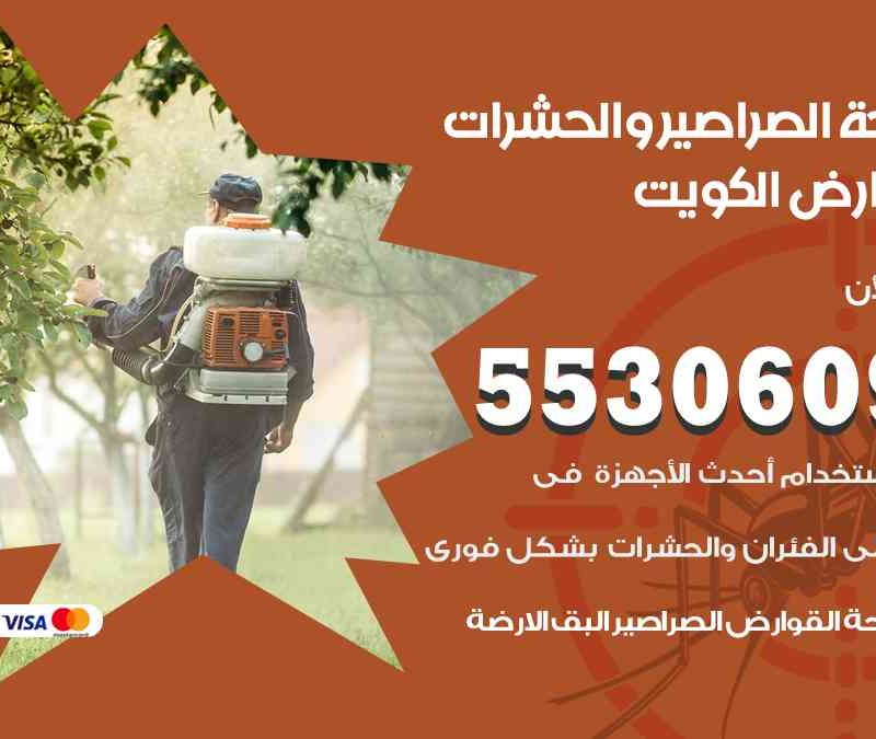مكافحة الصراصير و الحشرات و القوارض الكويت 55306090 مكفاحة القوارض والجرذان